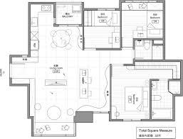 floor plan of modern family house 18 modern house floor plans wall less house tezuka