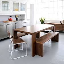 Plain Modern Kitchen Tables For Luxury Design With Mid Century - Table in kitchen