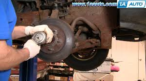 part 1 how to install replace lower ball joint 97 03 ford f 150