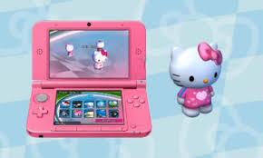 kitty u0026 sanrio friends 3d racing nintendo 3ds games