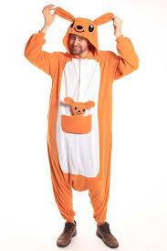 Kangaroo Halloween Costumes Kangaroo Kigurumi Onesie