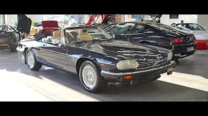 1990 jaguar xjs v12 youtube