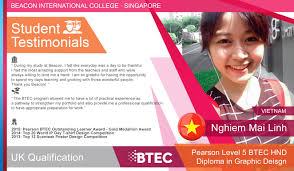 diploma in graphic design beacon international college