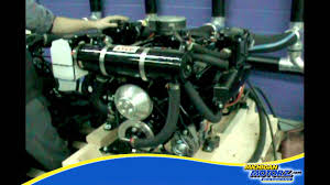 5 7l indmar mpi 325hp complete inboard marine engine package youtube