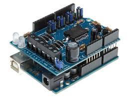 velleman modules vma03 motor u0026 power shield for arduino