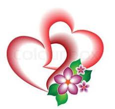 graphic design hearts two hearts design heart designs clipart
