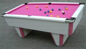 Pink Pool Table Ha Home Decorating Ideas Pinterest Pool Table