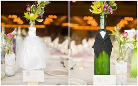 wine bottle wedding centerpieces 20 creative wine bottle centerpieces hative