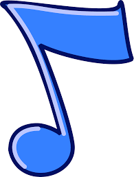 clipart musical note