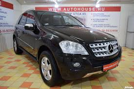 used mercedes benz ml class cars hungary