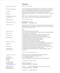 catering description for resume 28 images catering sales