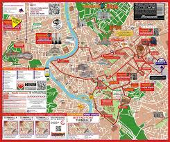 Italy On Map by City Sightseeing Rome Italy On A Budget Tours Italy 1 Tour