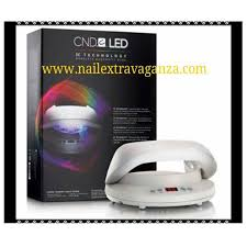 cnd 3c led l cnd led light professional shellac l e d l dryer 3c tech 110 240v