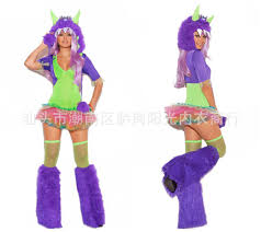 Halloween Monster Games by Halloween Costume Night Games Bar Rave Clothing Hairy Monster