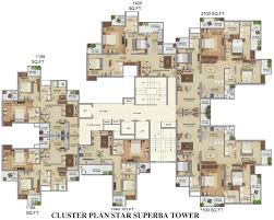 Premia Laminate Flooring 697 Sq Ft 1 Bhk 1t Apartment For Sale In Premia Western Star