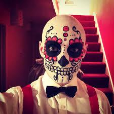 Halloween Makeup Male Easy Halloween Makeup For Men Klejonka Scary Halloween Makeup