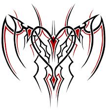 tribal tattoos with roses designs download tribal tattoo heart danielhuscroft com