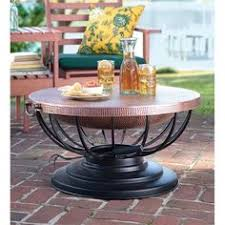 homemade fire pit table our heirloom quality copper fire pit provides countless evenings