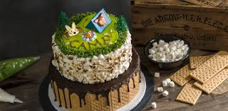 cing themed party southern blue celebrations camping themed cakes cupcakes cookies