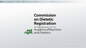 be a dietary technician education and career roadmap