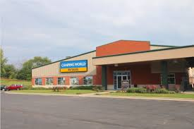 chicago camping world rv dealer service center and gear