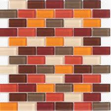 Best Colorful Backsplash For The Kitchen Images On Pinterest - Colorful backsplash tiles