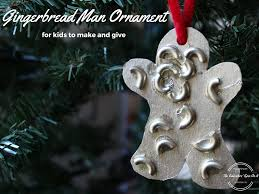 easy gingerbread man ornament the educators u0027 spin on it