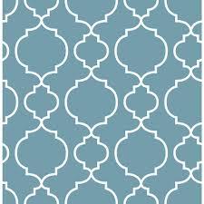 blue quatrefoil wallpaper a street desiree blueberry quatrefoil wallpaper 2657 22257 the