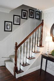 Ideas For Banisters How To Stain An Oak Banister The Idea Room