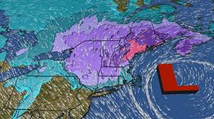 Storm Map Four Things You Need To Know About Winter Storm Orson The