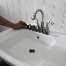 How To Install A Pedestal Sink - Bathroom sink plumbing