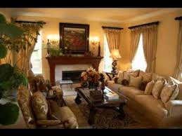 Tuscan Decor Tuscan Living Room Ideas Youtube