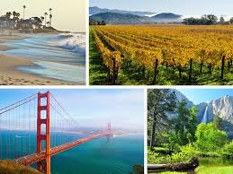 10 great places to visit in california education