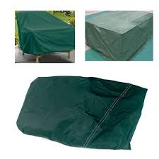 Rect Outdoor Furniture Waterproof Cover Patio Dining Table Chair
