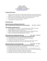 resume for it support sales support job resume