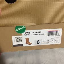 ugg s kaleen boot 60 ugg shoes nwb ugg kaleen boots from willow s closet on