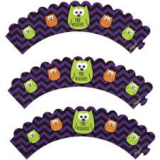 halloween cupcake wrappers page two halloween wikii
