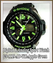 Jam Tangan G Shock jam tangan genius g shock gs 1119 ad end 6 11 2018 2 15 pm