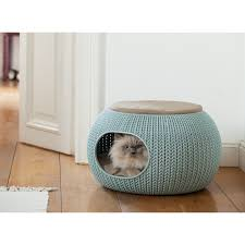 keter knit cozy pet home for cats and small dogs free shipping