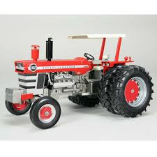 Lawn Tractor Canopy by 1 16th 7 Toy Tractor Times Massey Ferguson 1150 With Canopy Rops