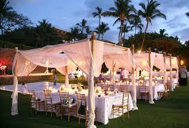 outdoor wedding reception venues wa grand wailea weddings