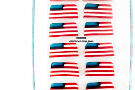 Pan American Flag How To Make American Flag Jello I Am A Food Blog I Am A Food Blog