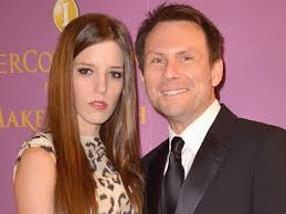 44 years old christian slater weds for the second time today com