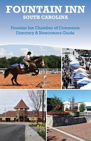 fountain inn sc chamber guide by town square publications llc issuu