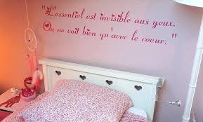 mur chambre fille decoration murale chambre fille deco mur chambre 5 idaces pour