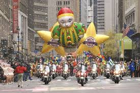 watched this parade every year as a kid memories