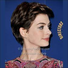 side and front view short pixie haircuts anne hathaway short hair side view pixie anne hathaway pixie