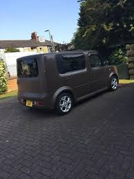 cube cars inside nissan cube 7 seater sell swap in stockton on tees county