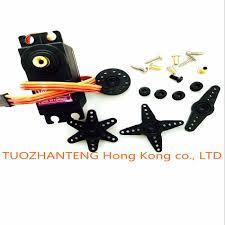 1pcs lot mg995 55g servos digital metal gear rc car robot servo