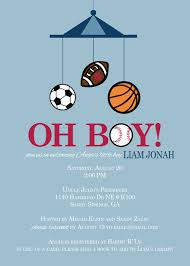 sports themed baby shower invitations theruntime com
